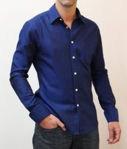 how to buy your first custom dress shirt
