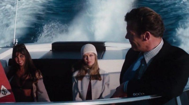 affordable Roger Moore James Bond Navy Blazer