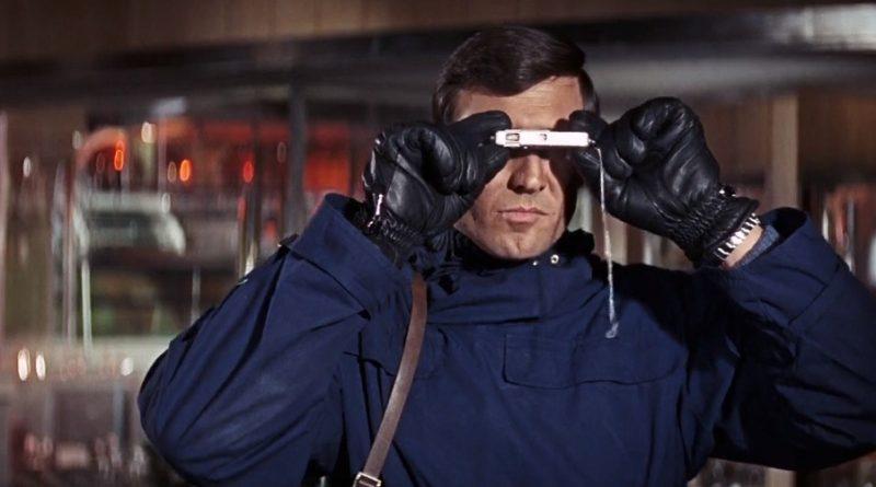 afforable alternatives James Bond OHMSS Anorak