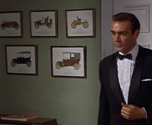Affordable James Bond Apartment