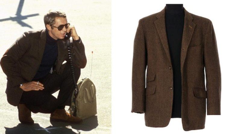 The Steve Mcqueen Bullitt Tweed Jacket Iconic Alternatives