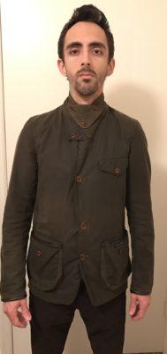 Barbour Dept. (B) Commander Jacket Review