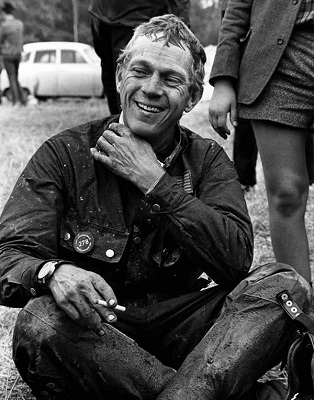 affordable alternatives Steve McQueen waxed motorcycle jacket