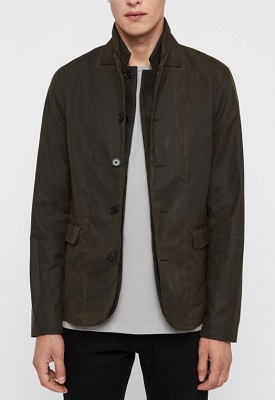 James Bond Barbour Skyfall jacket