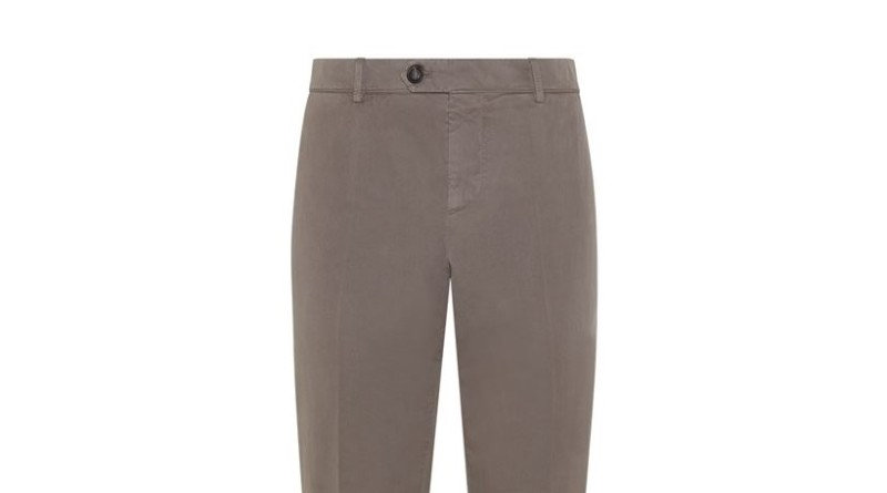 Affordable James Bond SPECTRE Brunello Cucinelli Gabardine Chinos