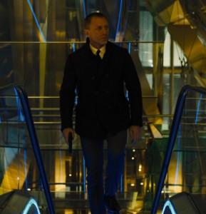 James Bond Skyfall Shanghai Pants budget