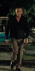 affordable James Bond wardrobe pants
