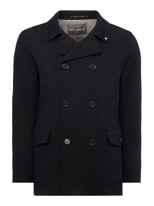 affordable James Bond peacoat