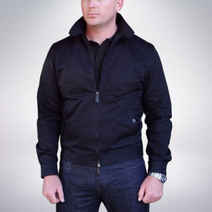 Affordable Bond Wardrobe Harrington Jacket