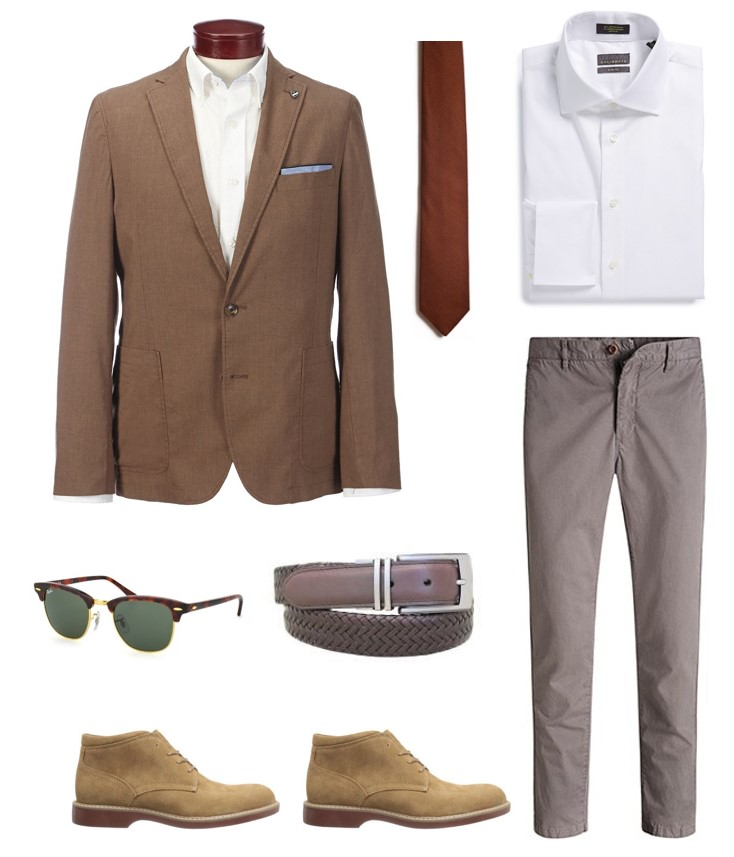 d1d099ba2037 4 Ways to Wear the James Bond Linen Blazer - Iconic Alternatives