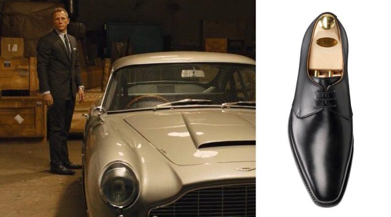 James Bond skyfall crockett and jones highbury affordable alternatives