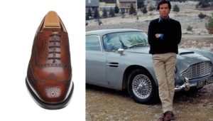 affordable alternatives Goldeneye Brown Oxford Brogues