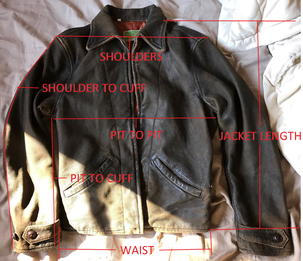 Skyfall Levi's Menlo Jacket Review