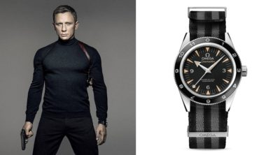 PhenomeNato Bond Watch Strap