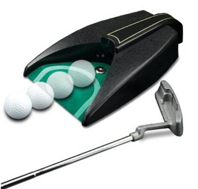 Affordable James Bond Apartment Golf