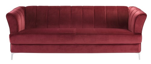 Affordable James Bond Apartment Sofa