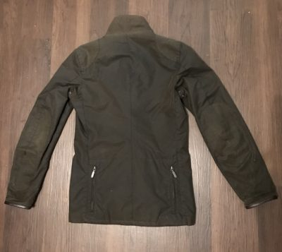 Barbour Dept. (B) Commander Jacket Review