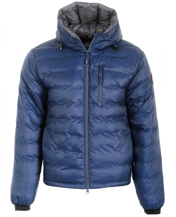 affordable alternatives Canada Goose Lodge Hoody Spirit Blue ... 22dc91b9c