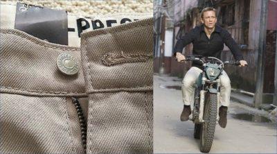 James Bond Levi's STA Prest 306 Jeans