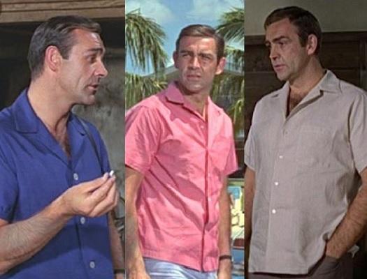 affordable alternatives James Bond Summer Shirts