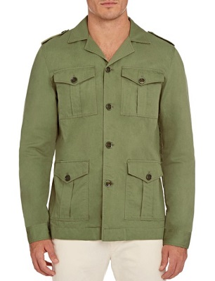 Orlebar Brown James Bond safari jacket