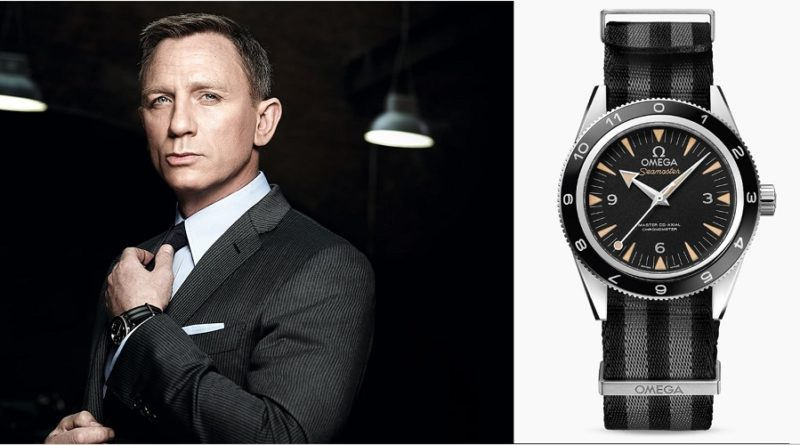 Daniel Craig James Bond Omega Watches Part 2