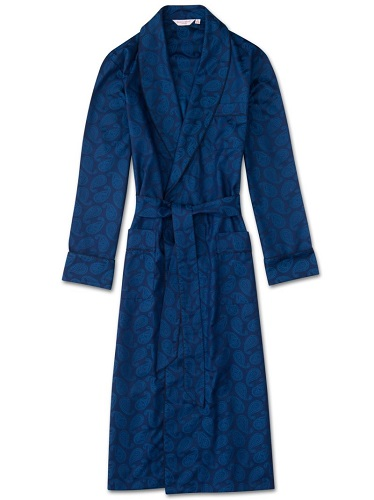 Derek Rose Roger Moore Style dressing gown 5 Things I want June
