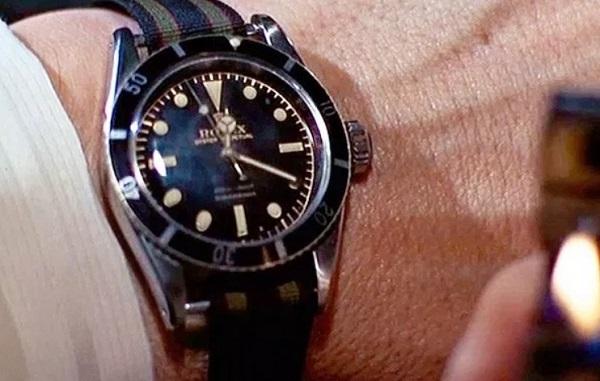 James Bond Goldfinger Rolex Submariner 6538