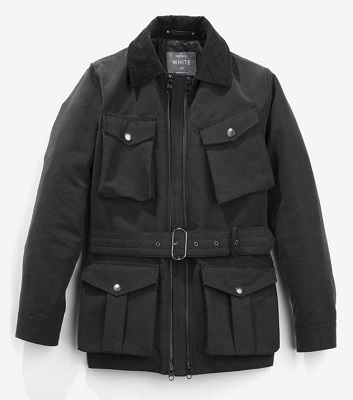 Waxed cotton moto jacket 5 Things I want June