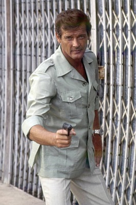 Roger Moore The Man with the Golden Gun Safari Jacket