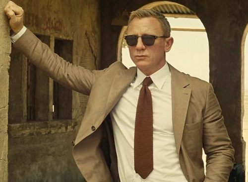 Daniel Craig James Bond SPECTRE Tom Ford Sunglasses