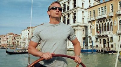 4 ways to wear james bond grey t-shirt