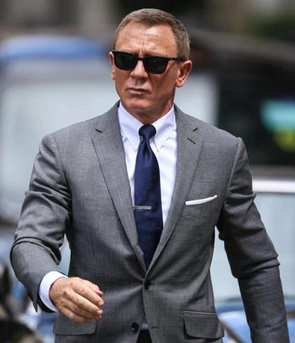 The James Bond Glen Check Suit - Iconic Alternatives