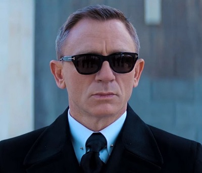 Daniel Craig James Bond SPECTRE Rome