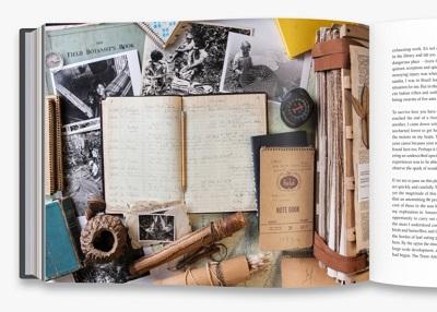 Inside the Explorers' Scrapbooks