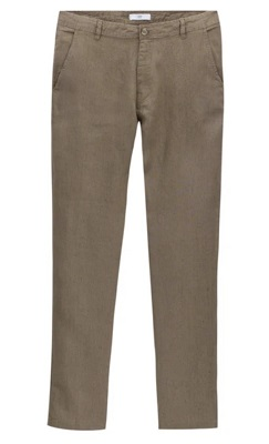 Casino Royale Ted Baker Linen Trousers affordable alternatives