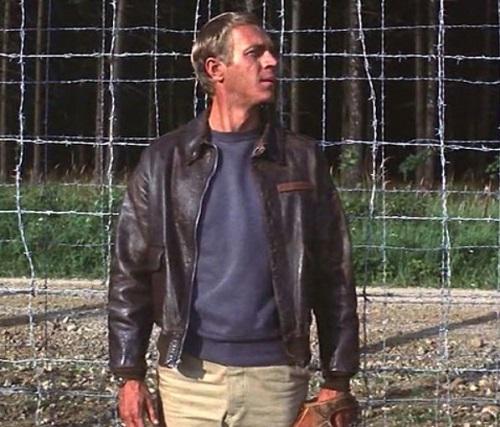 Steve McQueen The Great Escape