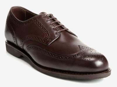 Daniel Craig wingtip derby shoe budget alternative