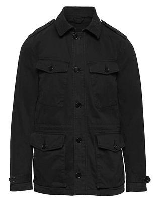 James Bond military style jacket