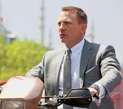 Daniel Craig Skyfall Tom Ford suit