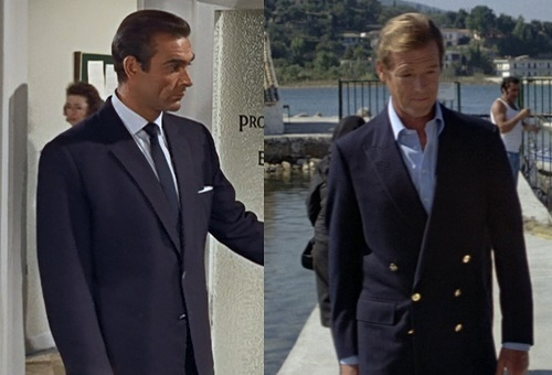 4 Ways to Wear the James Bond Navy Blazer
