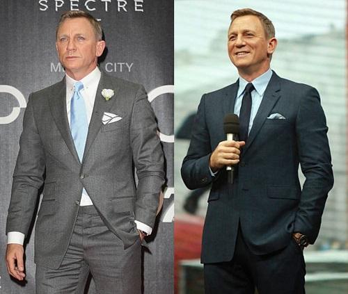 The James Bond suit jacket