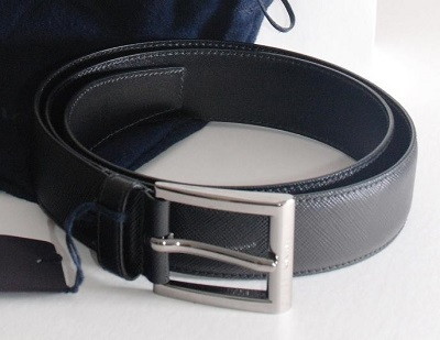 James Bond Prada belt