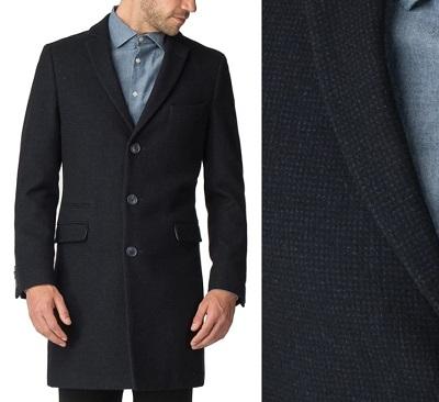 budget James Bond coat