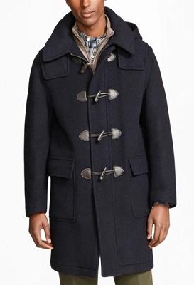 Brooks Brothers Duffle Coat Duffel Coat