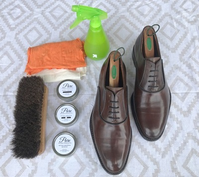 How to Create a Mirror Shoe Shine Pure Polish Products