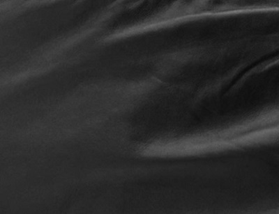 Black Calf Skin Leather