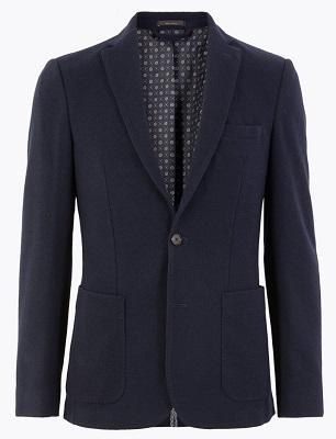 Don Draper Mad Men style blazer