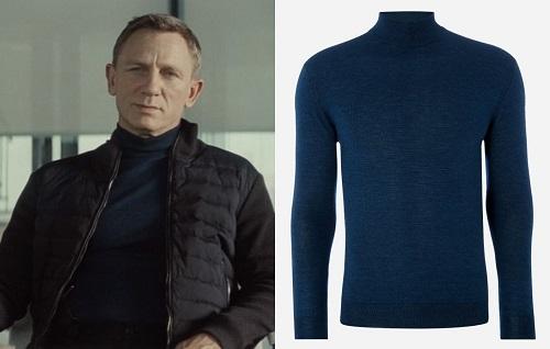 Daniel Craig James Bond NPeal SPECTRE Sweater