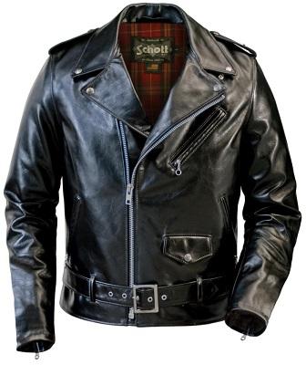 Schott Perfect Motorcycle Jacket